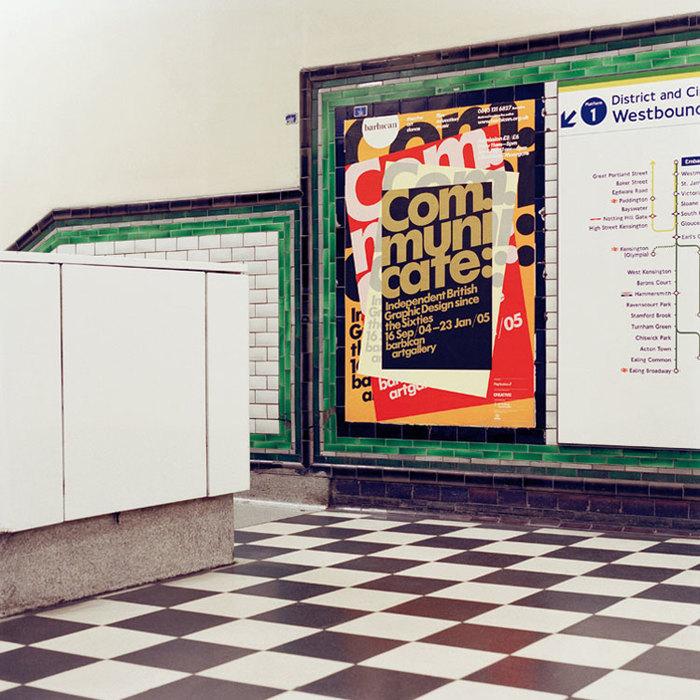 Barbican Arts Centre Identity 1