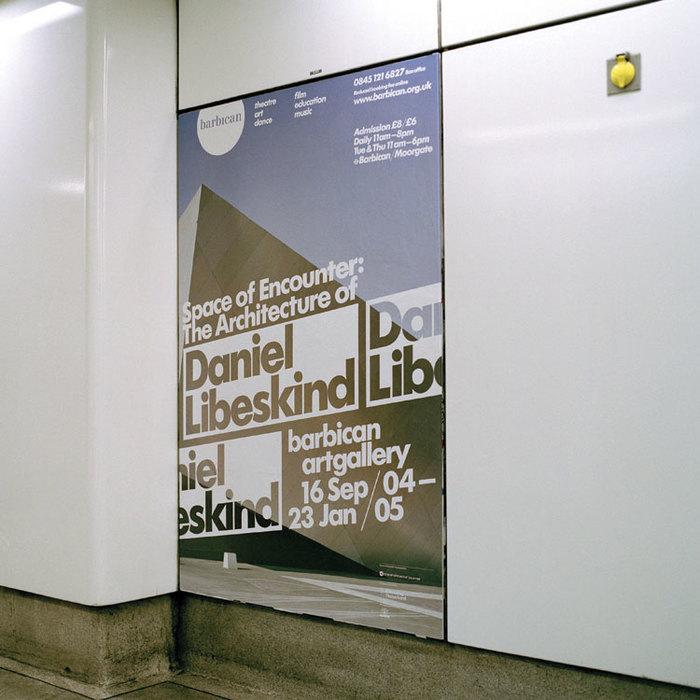 Barbican Arts Centre Identity 2
