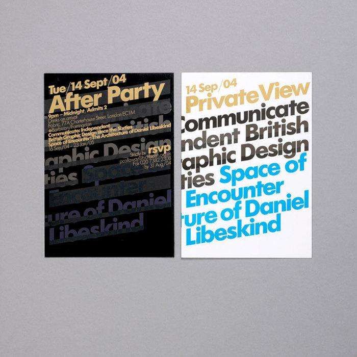 Barbican Arts Centre Identity 4