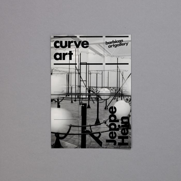Barbican Arts Centre Identity 6