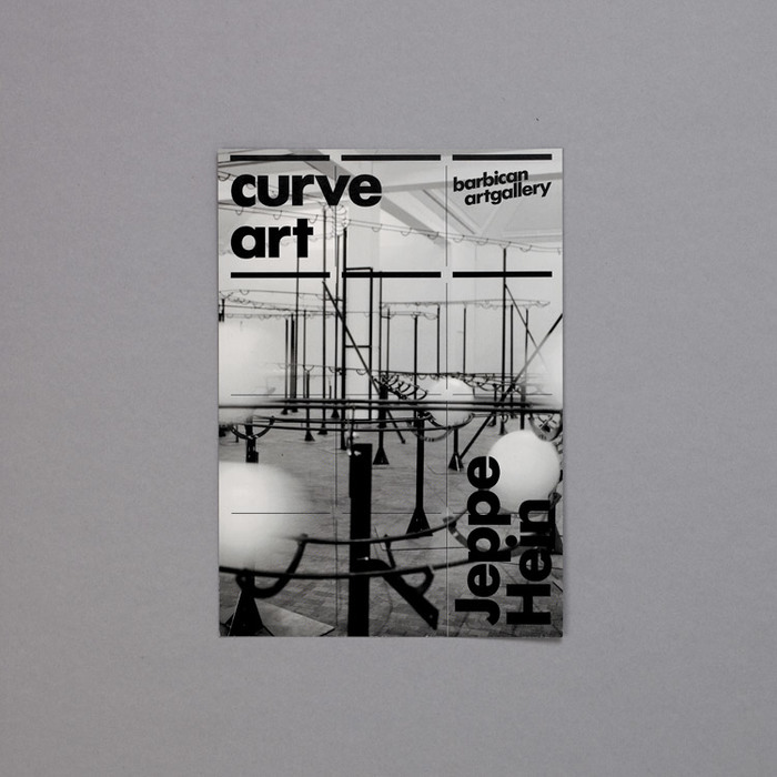 Barbican Arts Centre Identity 6
