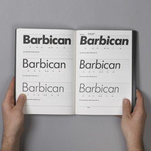 Barbican Arts Centre Identity