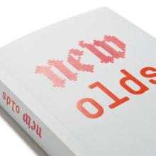 <cite>New Olds</cite> exhibition catalog