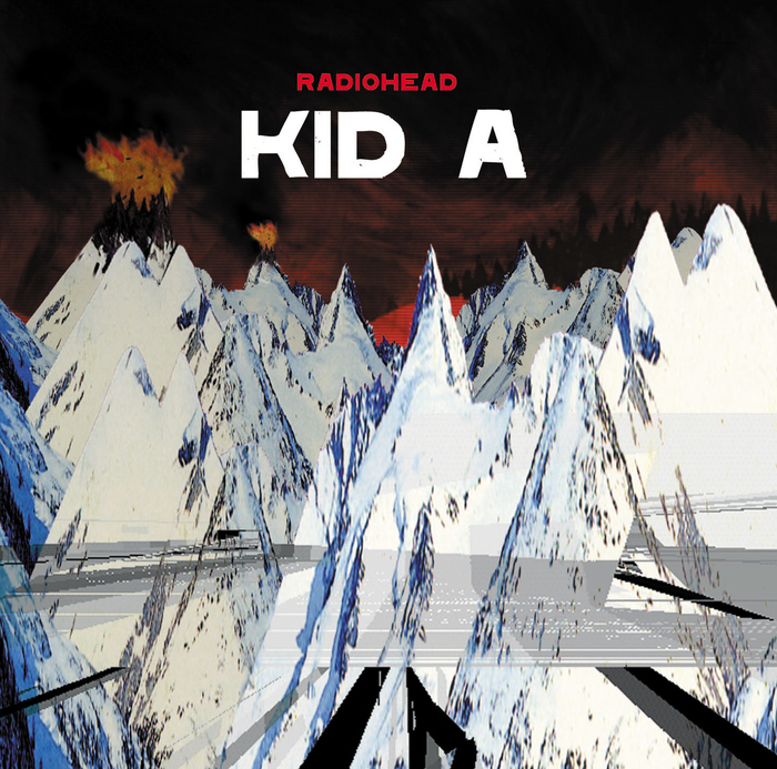 Radiohead – Kid A album art