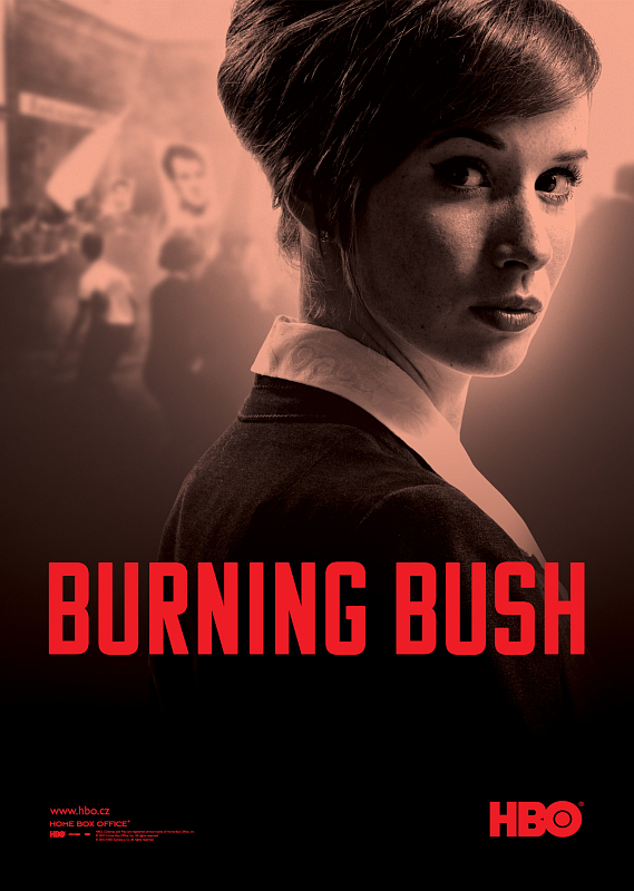 Burning Bush poster