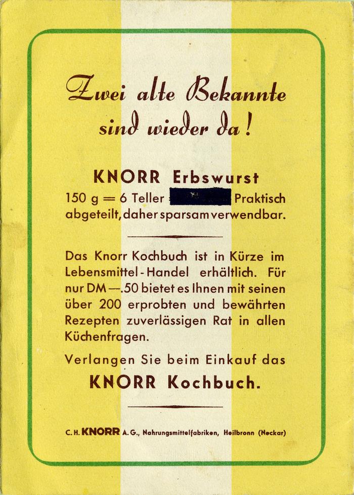 Knorr Soßen-Würfel 4