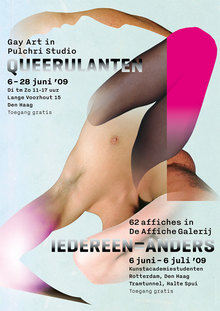 <cite>Queerulanten</cite> / <cite>Iedereen = Anders</cite>