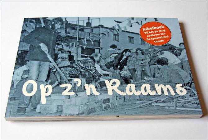 Op z'n Raams anniversary book 1