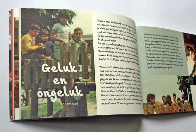 Op z'n Raams anniversary book 3