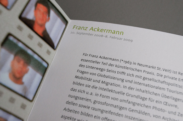 Kunstmuseum St.Gallen identity 2