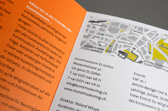 Kunstmuseum St.Gallen identity 3