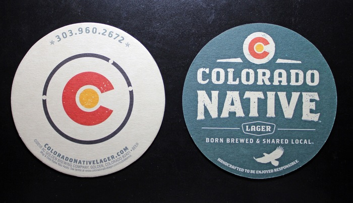 Colorado Native Beer 1