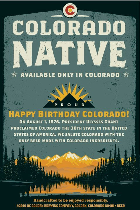 Colorado Native Beer 3