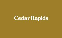 <cite>Cedar Rapids</cite> main titles