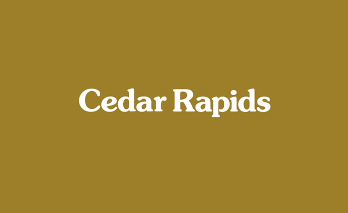 Cedar Rapids Main Titles