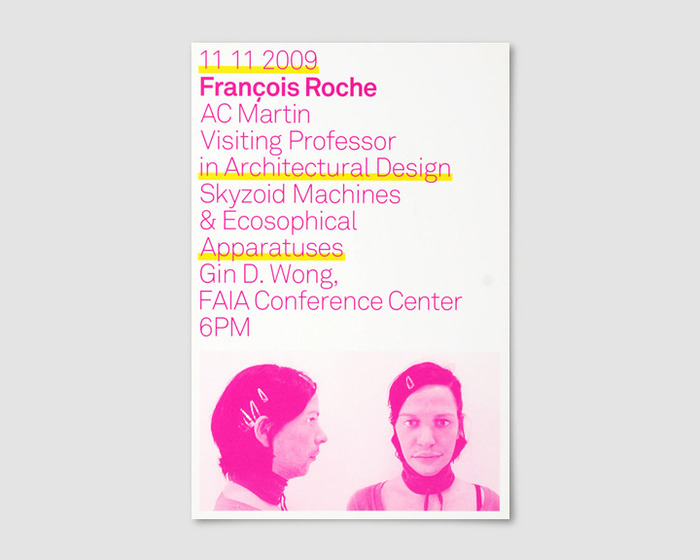 USC School of Architecture Events 2