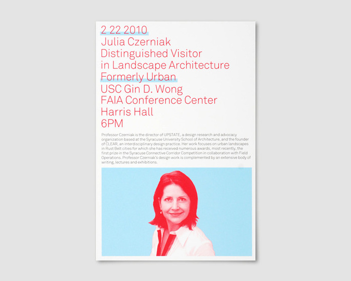 USC School of Architecture Events 4