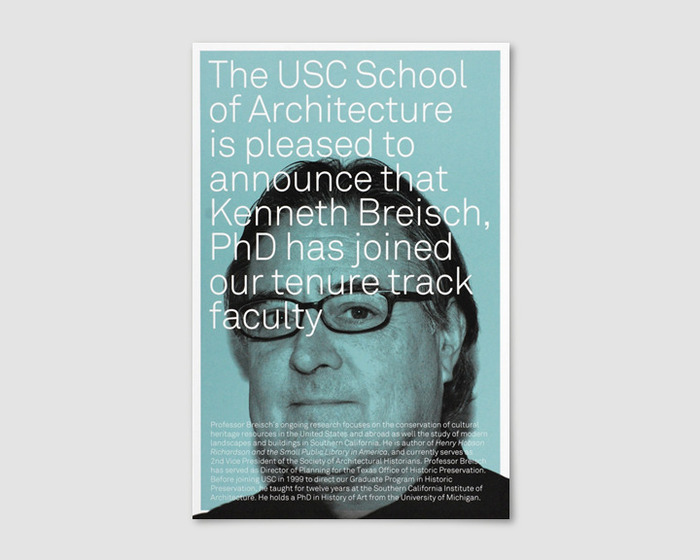 USC School of Architecture Events 7