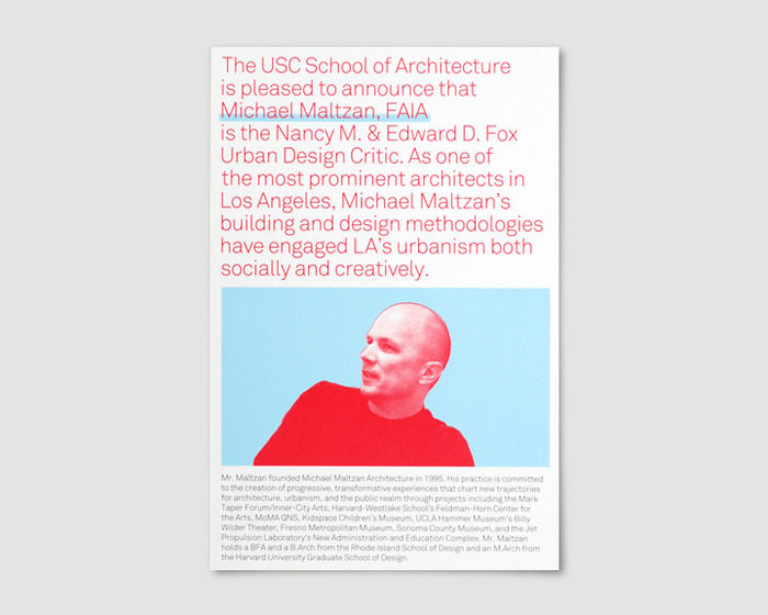 USC School of Architecture Events 6