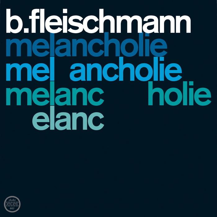 Melancholie by B. Fleischmann