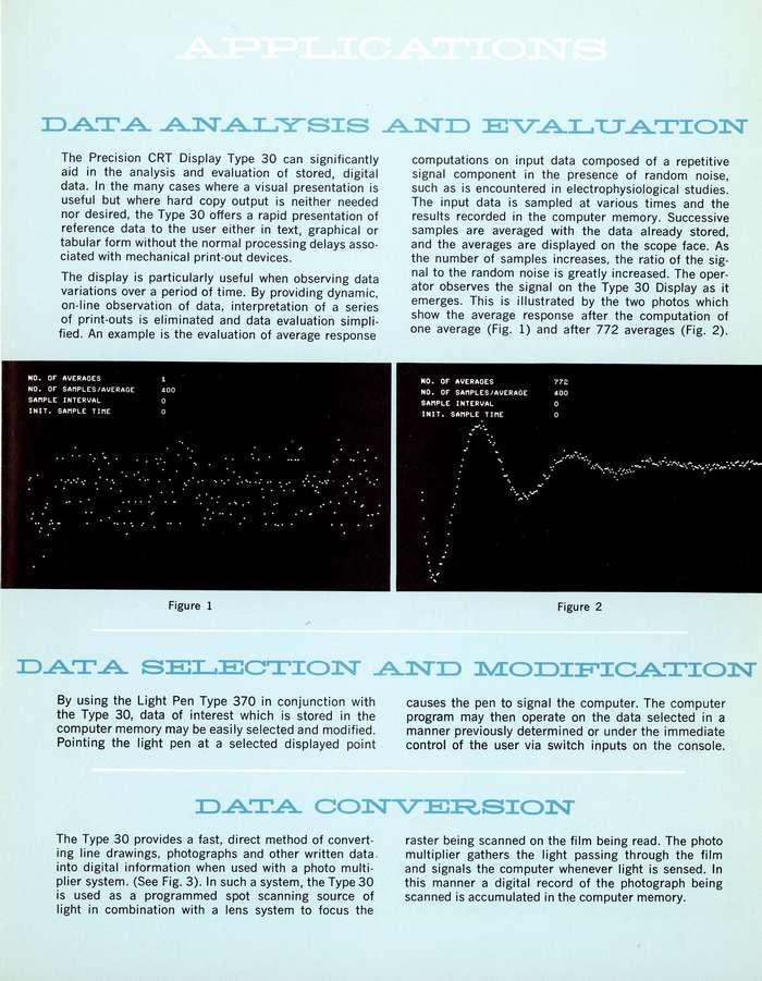 Digital Precision CRT Display Type 30 Manual 2