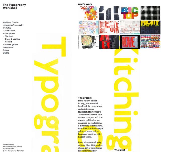 The Typography Workshop 2