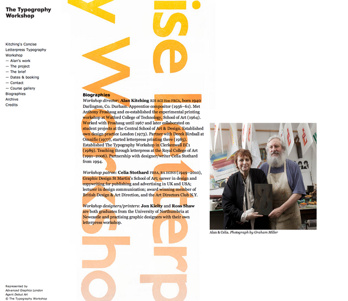 The Typography Workshop 5