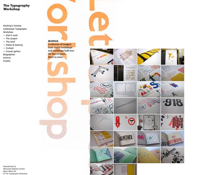 The Typography Workshop 6