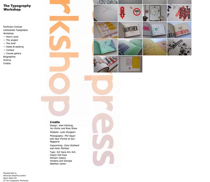 The Typography Workshop 7