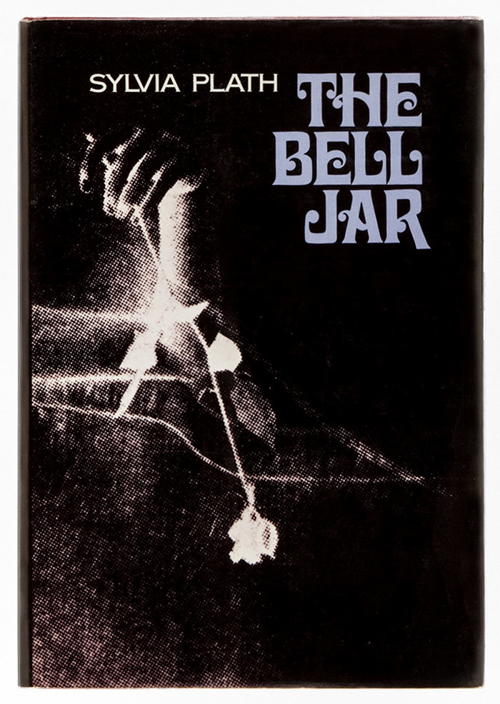 The Bell Jar by Sylvia Plath (Harper & Row) 1