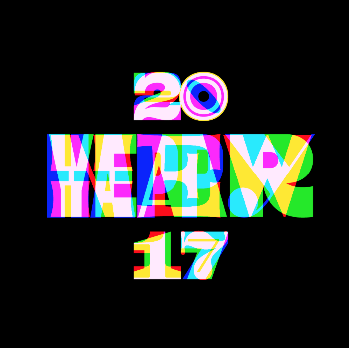 Happy New Year 2017 animated GIF 1