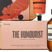 Aēsop 'Of Muse and Myth' gift kits