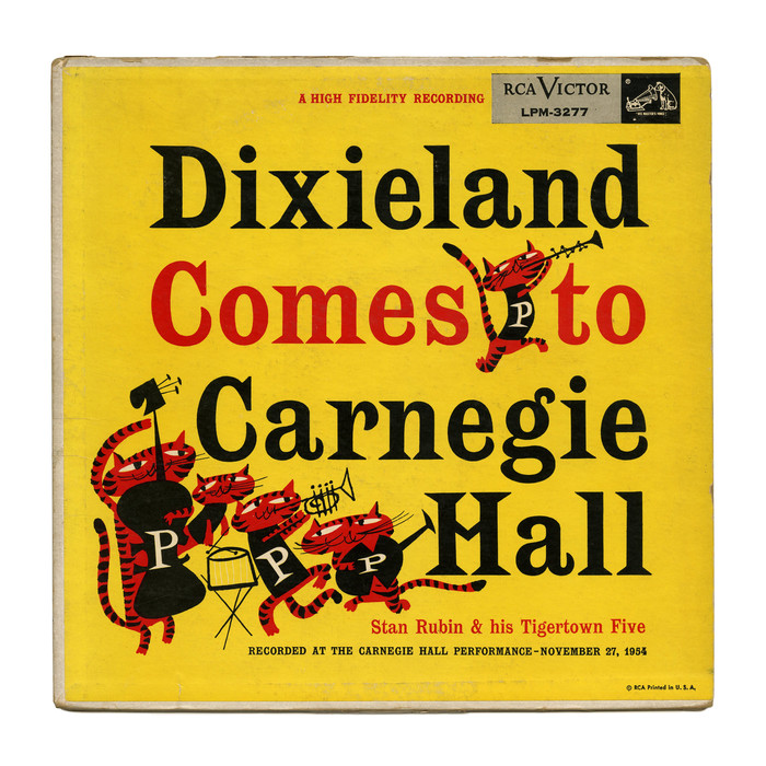 Dixieland Comes To Carnegie Hall