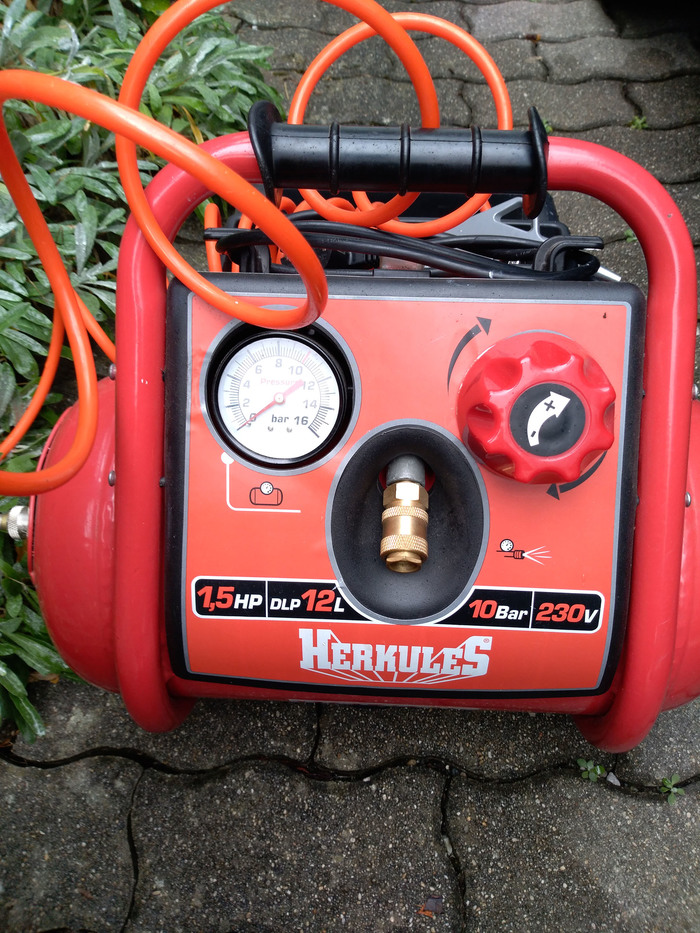 Herkules compressor 1