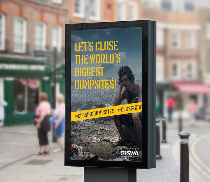 Closing Dumpsites campaign by ISWA 4