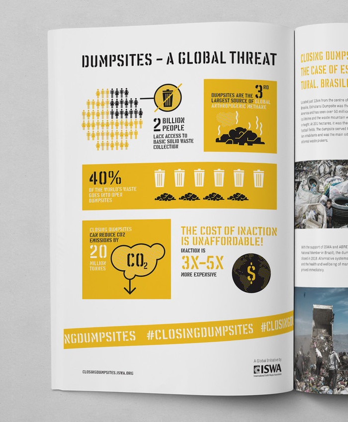 Closing Dumpsites campaign by ISWA 3
