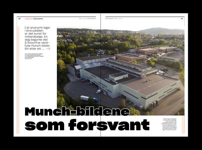 Dagens Næringsliv newspaper 1