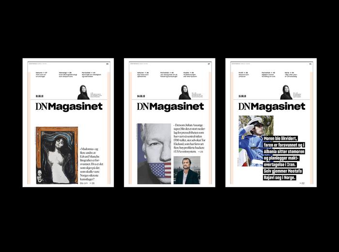 Dagens Næringsliv newspaper 3