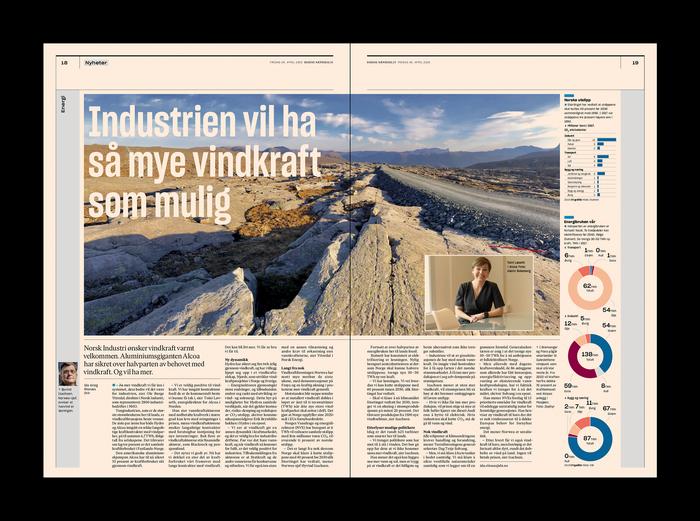 Dagens Næringsliv newspaper 2