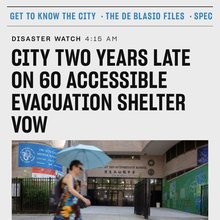 <cite>The City</cite> website