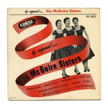 The McGuire Sisters – <cite>By Request …</cite> album art