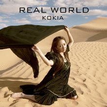 <cite>Real World </cite>– KOKIA