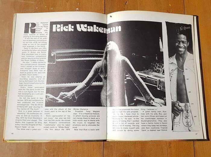 Top Pop Scene annual 1978 5