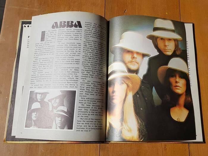 Top Pop Scene annual 1978 2