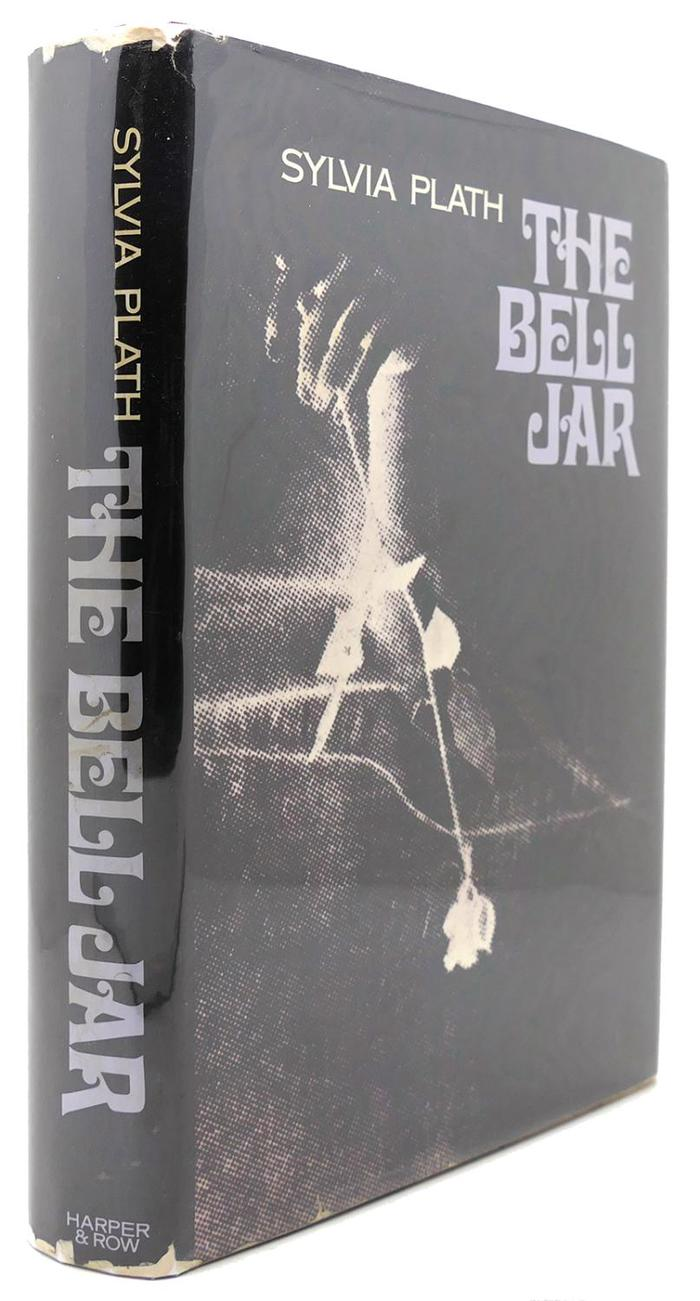The Bell Jar by Sylvia Plath (Harper & Row) 2