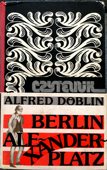 <cite>Berlin Alexanderplatz</cite> – Alfred Döblin (Czytelnik, 1979)