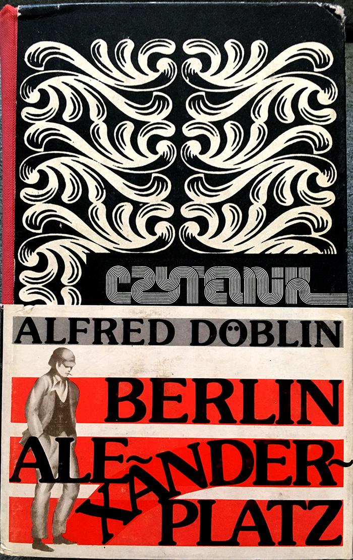 Berlin Alexanderplatz – Alfred Döblin (Czytelnik, 1979)