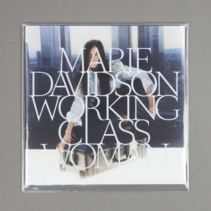 Marie Davidson — Working Class Woman album & singles 2