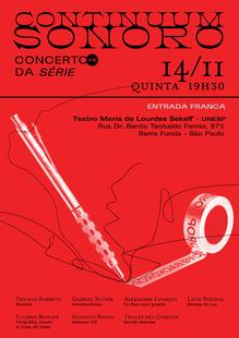 Continuum Sonoro, 4th concert