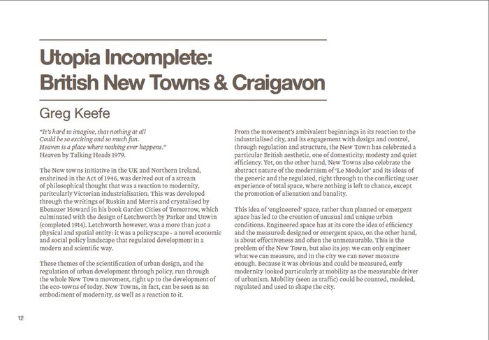 Creating Craigavon 11